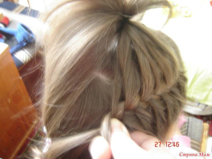 Детская причёска детские причёски на