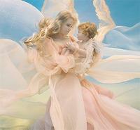 Мама – Ангел.
