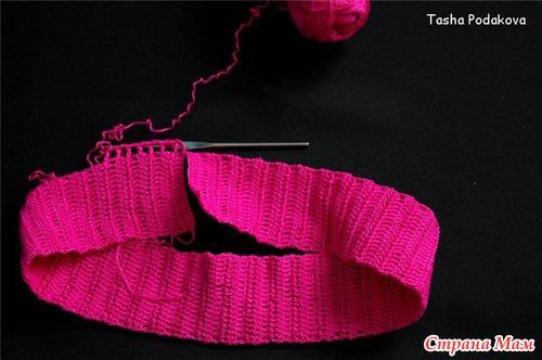 Это цитата сообщения. детская сумочка крючком.  Вязаная юбочка для девочки.  Вязаные тапочки спицами Чиполино.