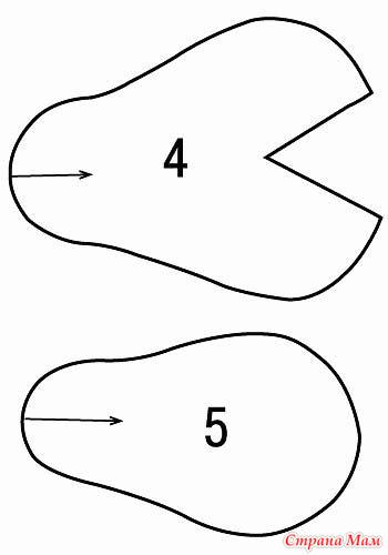 Как сделать нос клоуна из поролона