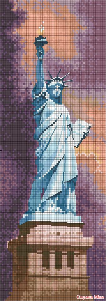 Вышивка крестом херитейдж