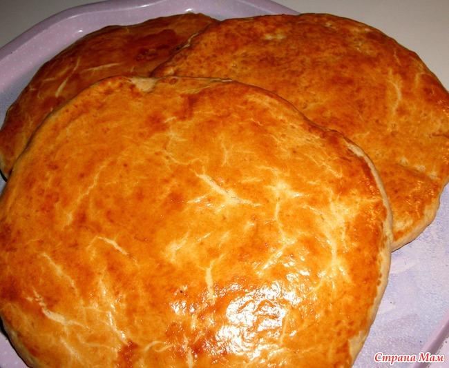 пресные лепешки на сметане в духовке рецепт как у бабушки