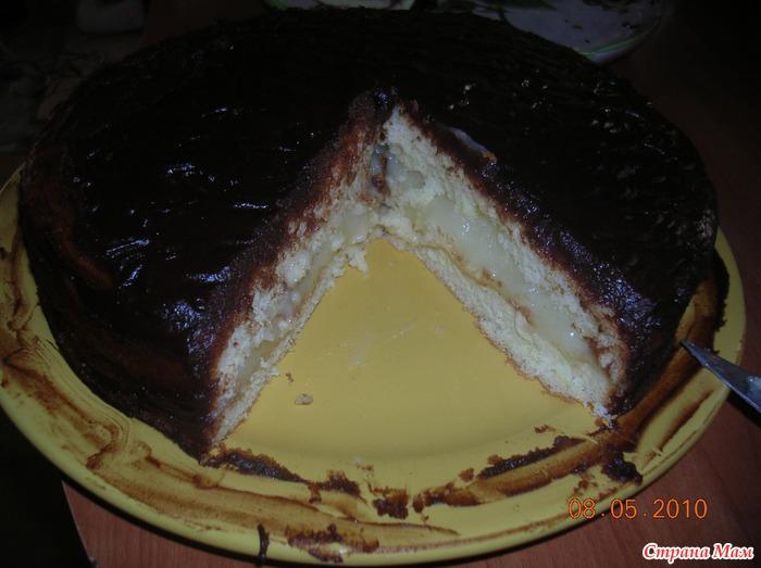 Хлебный торт фото рецепт