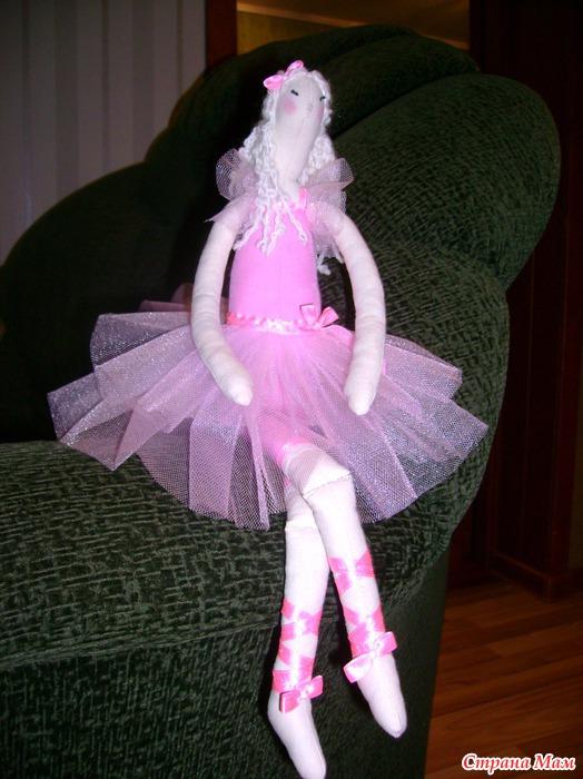 Кукла тильда видео пошагово