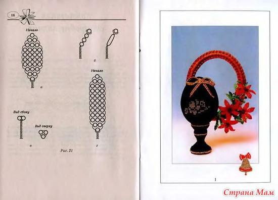Панно и картины из бисера