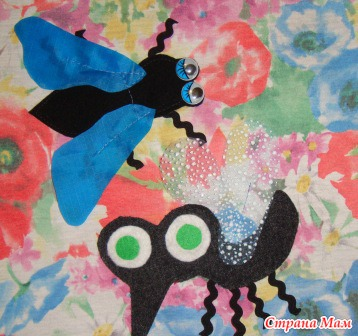 Бабочка из органзы своими руками фото 755