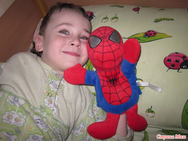 Костюм человека паука своими руками фото
