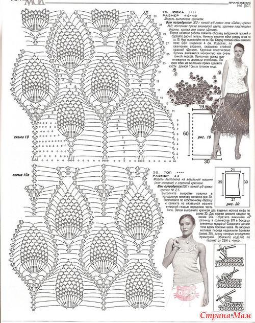 Весна — Вязание Крючком. Блог