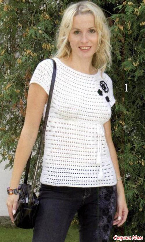 Женская блузка liveinternet