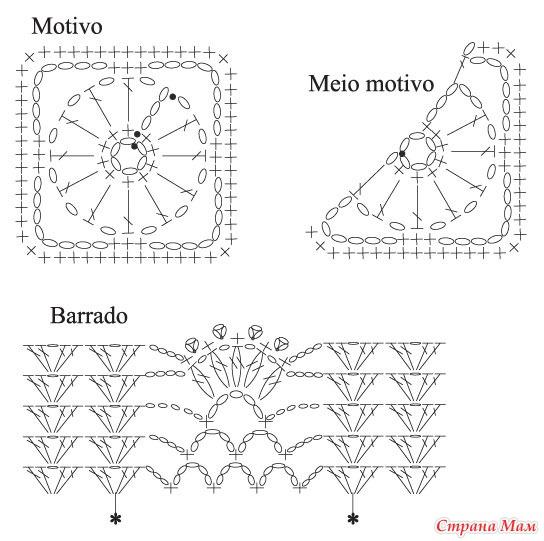 Балеро схемы