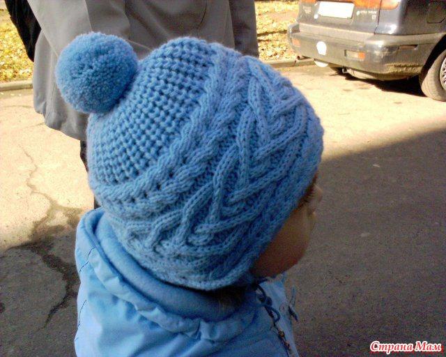 Клуб осинка вязание шапочек
