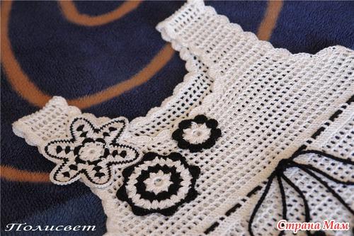 【转载】针女童裙子_-32 - 荷塘秀色 - 茶之韵