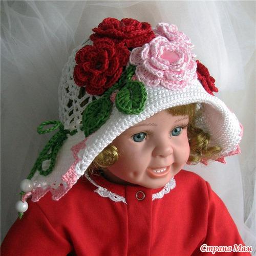 Шляпа вьетнамская своими руками