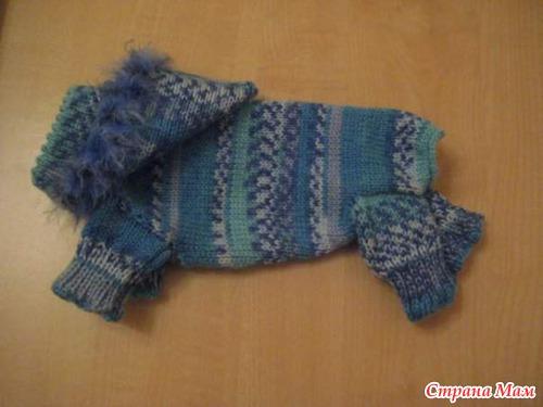 Вязание одежды на заказ своими