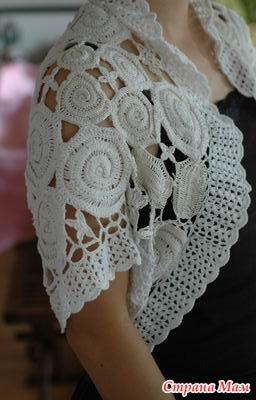 жилетка рубрика вязание для девушек и