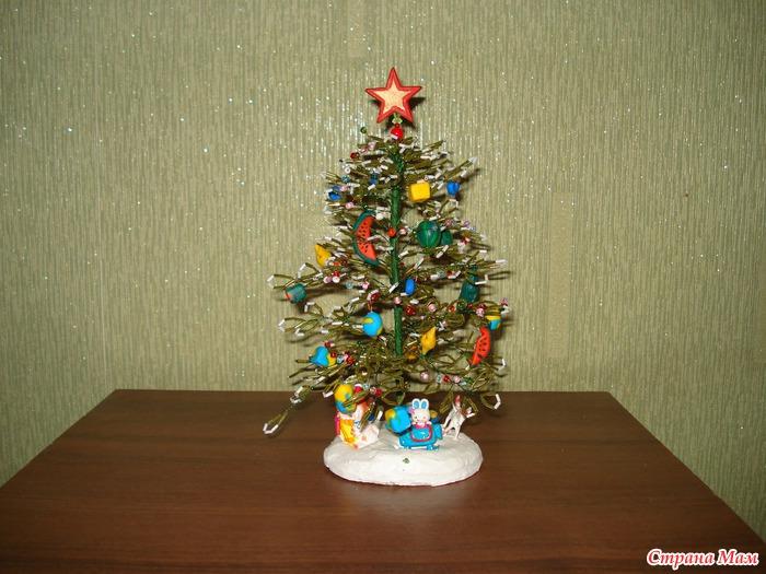 Поделки из бисера к рождеству: Все подделки Подделки руками.