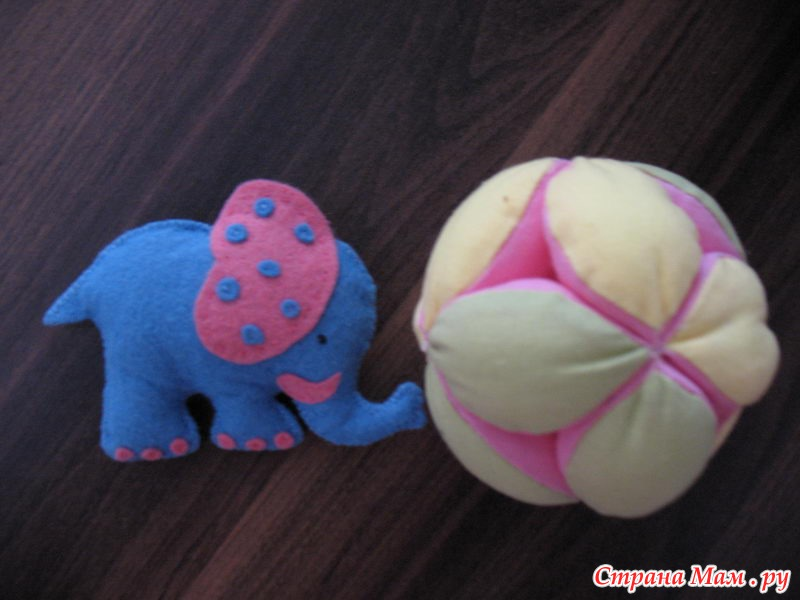 Игрушки из фетра малышам своими руками фото 864