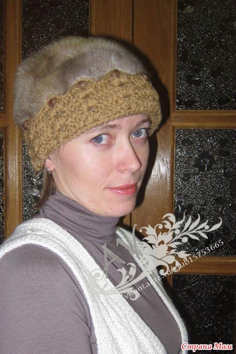 Что можно сделать из старой норковой шапки