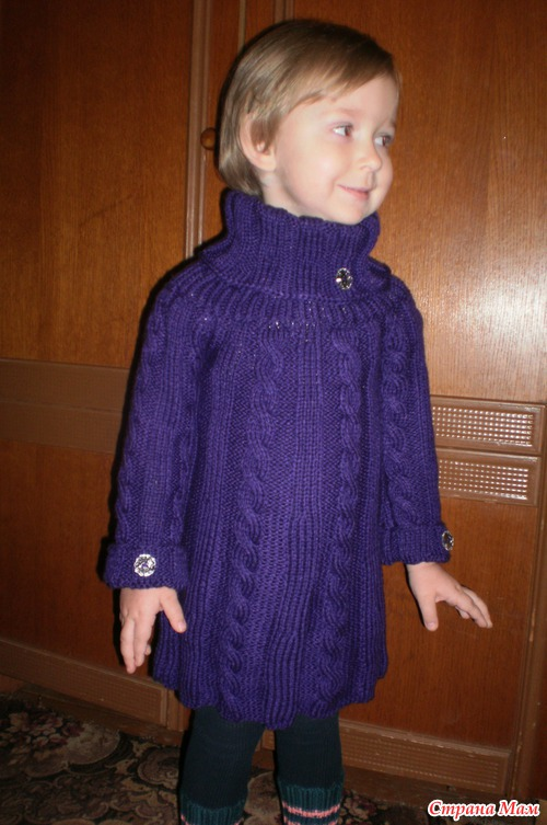 Рубрика вязание для детей