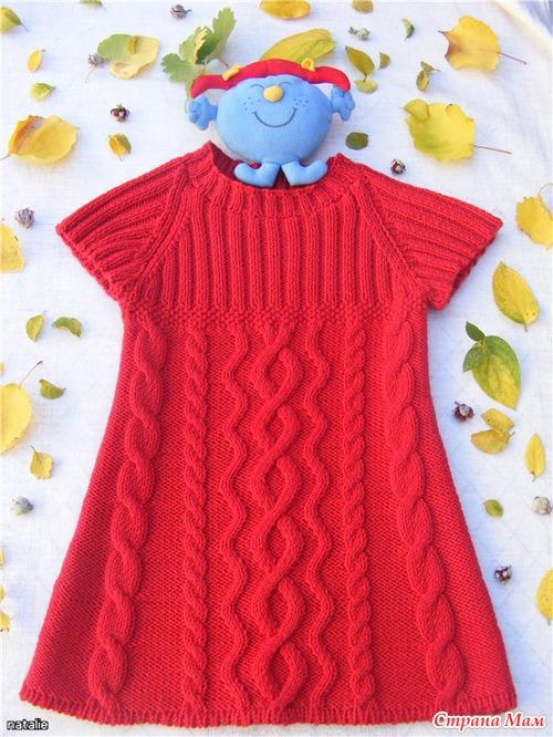 Тэги: вязание для девочек