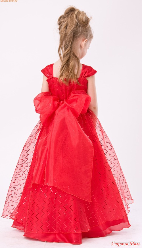 Платья на выпускной в детские платья