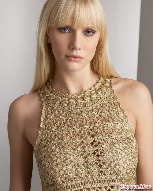 Вязание спицами. Одежда для женщин 48