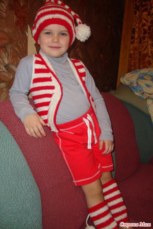 Lt b gt новогодний костюм гномика lt b gt для сына на конкурс новогоднее безумие lt b gt lt b gt