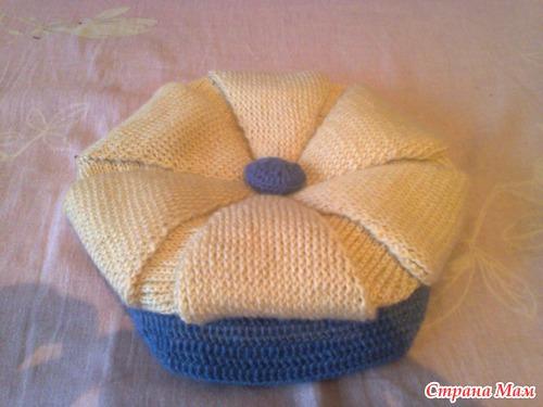 вязание воротника свитера для женщин