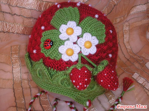 草莓帽子 - chounvwubi - chounvwubi 的博客