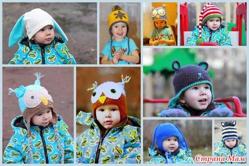 шапочки СМЕШАРИКИ 3809532_11783-650x650