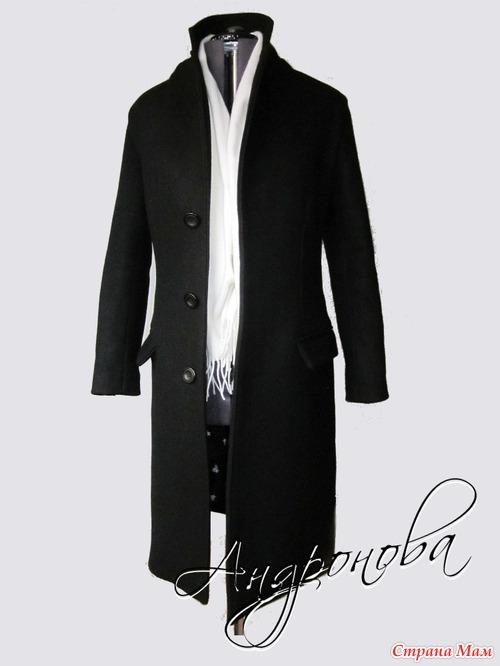Своими руками мужское пальто 8