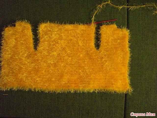Загуменнова ирина вязание из травки