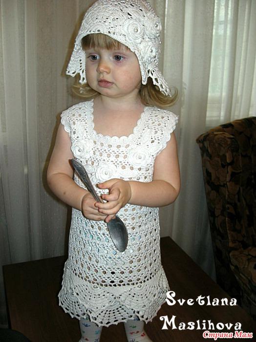 小淑女的白色礼服 - maomao - 我随心动