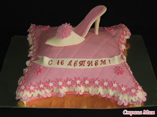 Торты для девочек на 5 лет торты видео