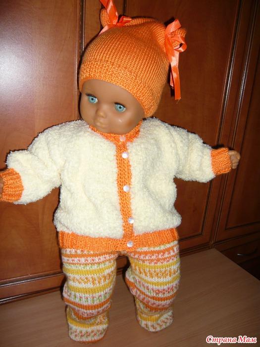 Схема вязания крючком штанишек для малыша