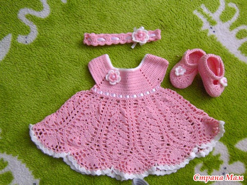 Платья для маленьких леди