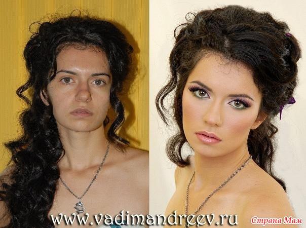фото до и после стрижек