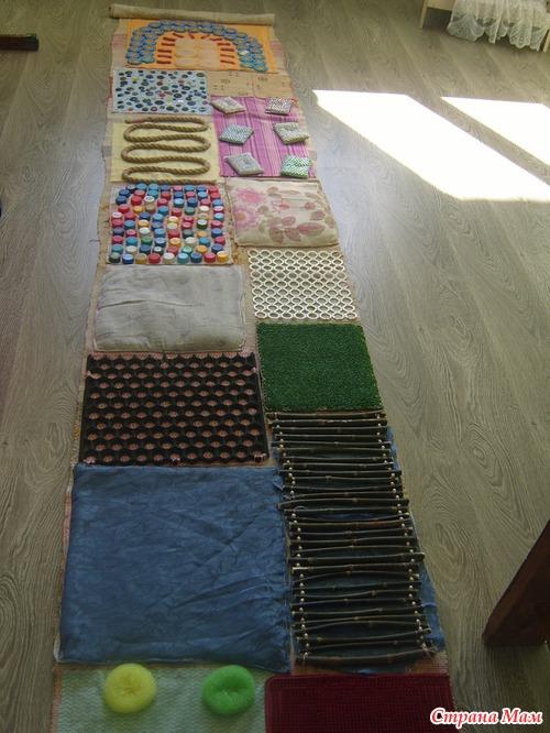 Набор коврика своими руками 78