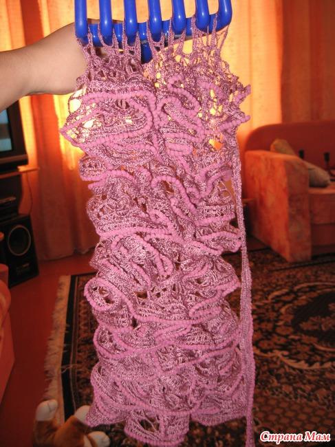 шарфик из Дантеллы