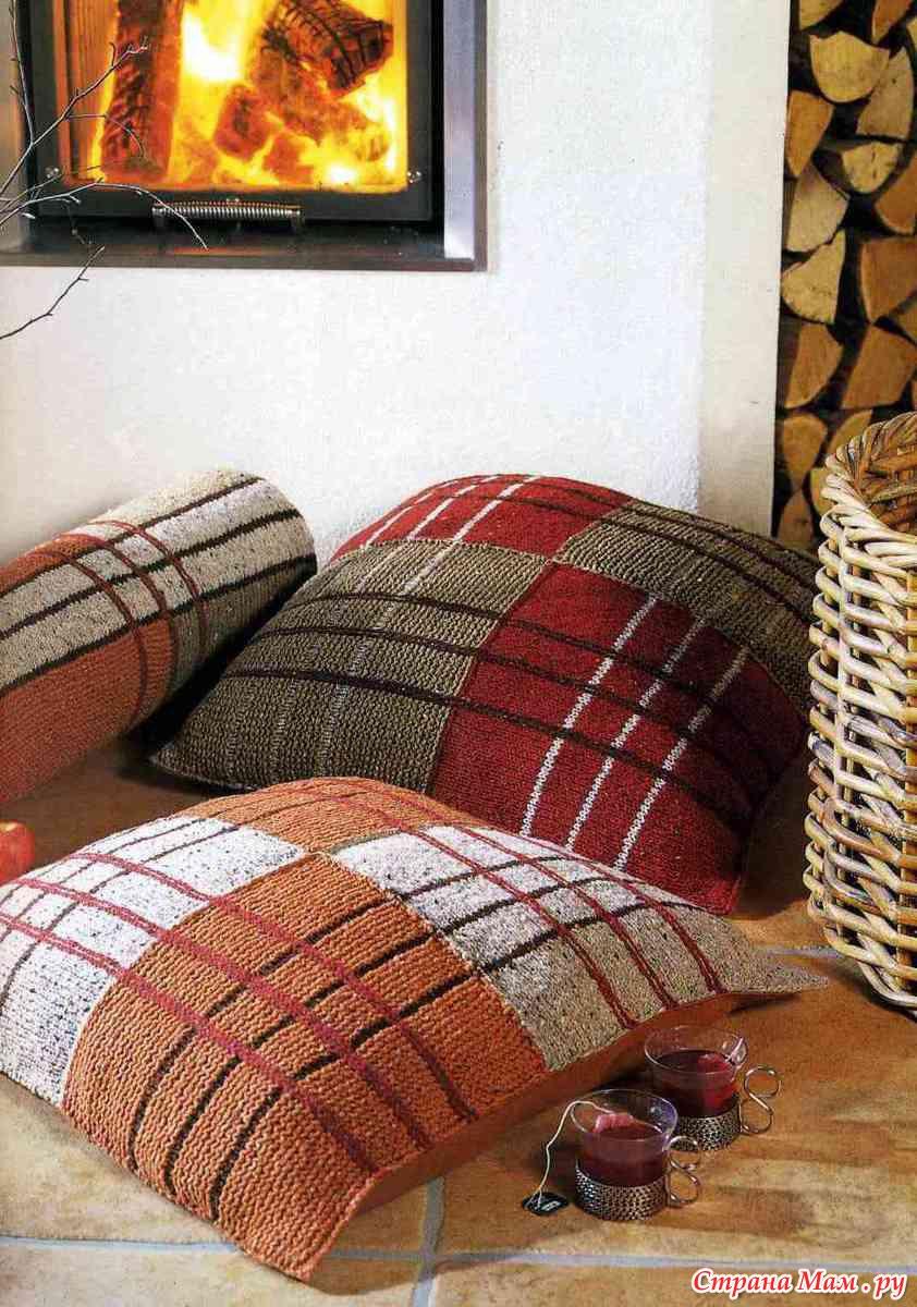 Вязание для дома и интерьера фото