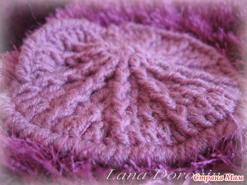 Описание вязания носочков