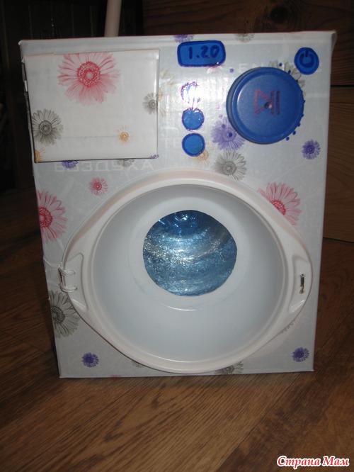 Как покрасить стиральную машину своими руками 6