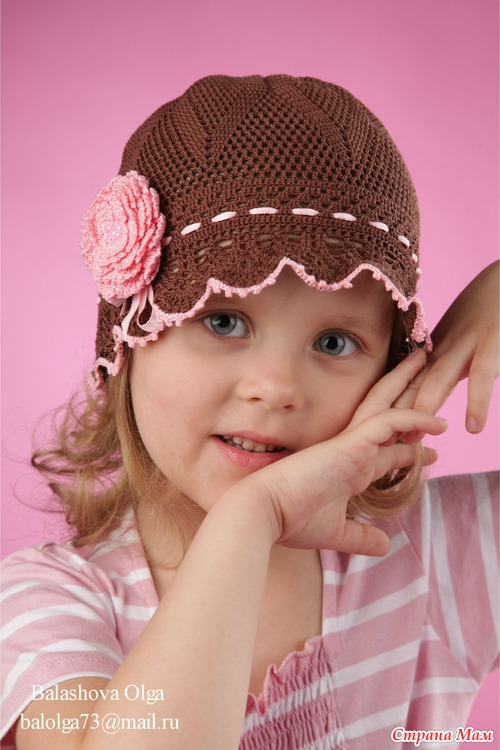 Мои шапочки теперь и в книге!!!