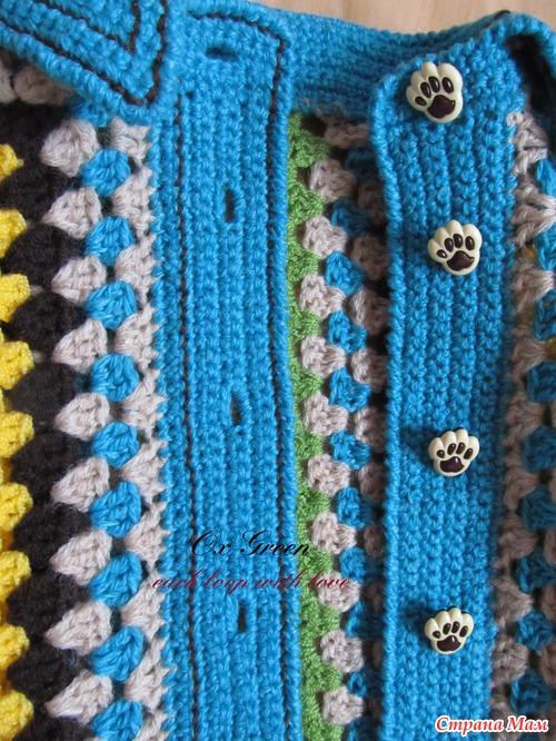 Мое вязание без слез.