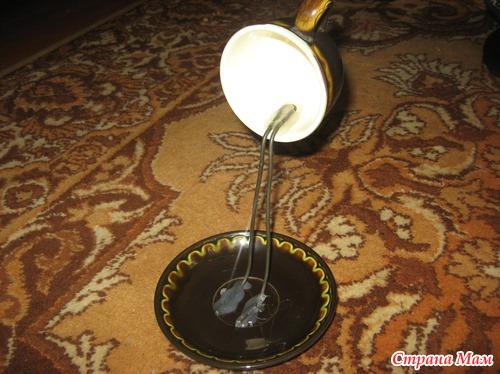 Как сделать летающую кофейную чашку
