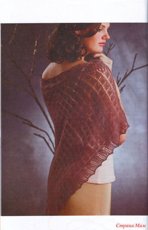 Вязанье на спицах лучшие модели 632