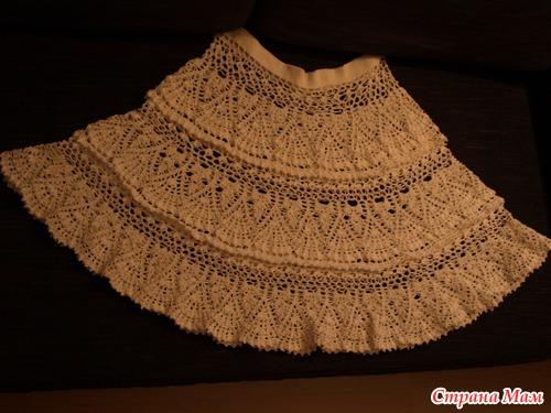 Схемы вязания крючком и кожей