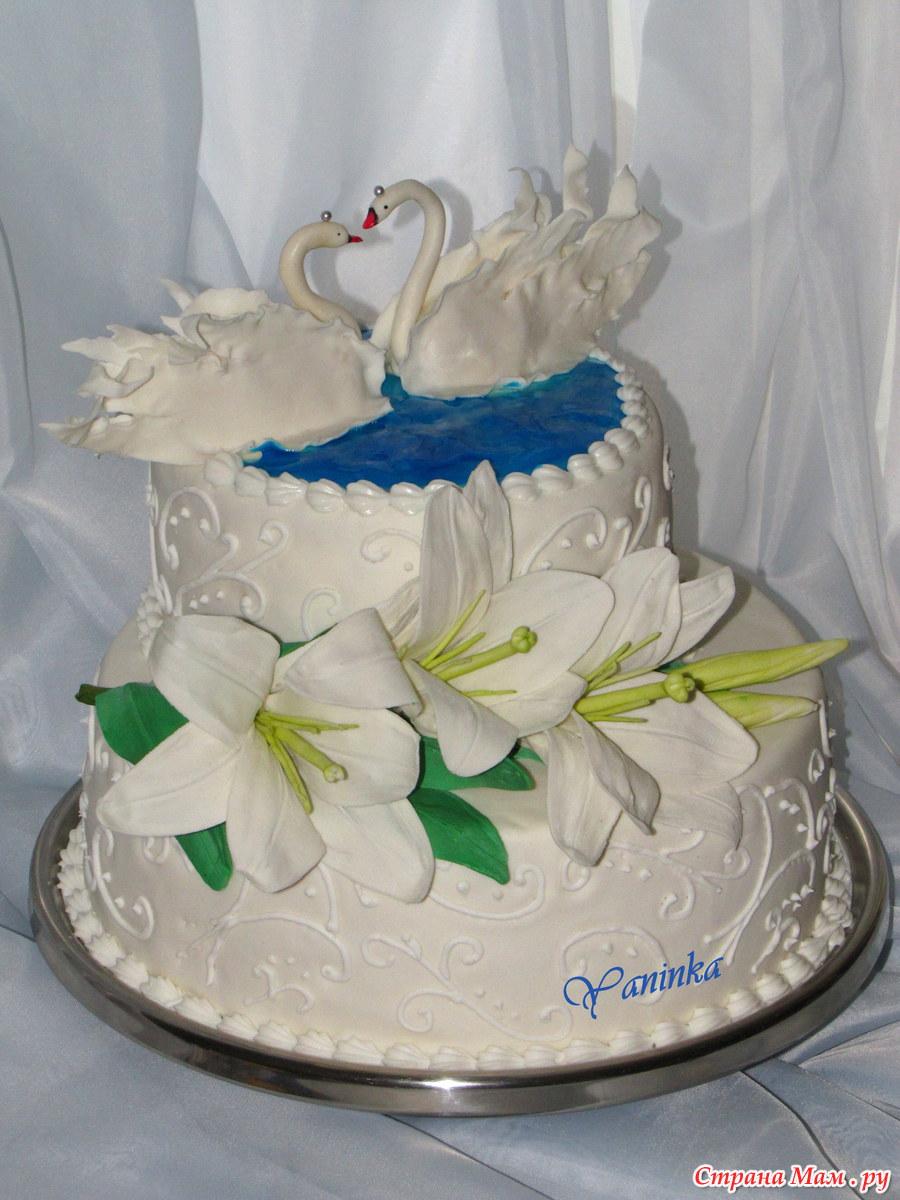 Торт девочке на 7 лет кремовый фото 3