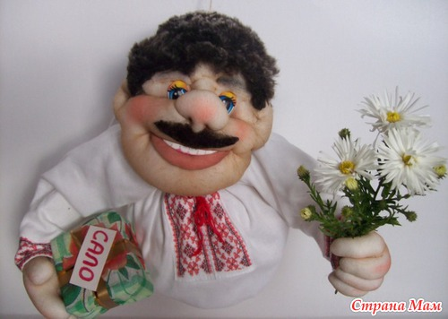 """Куклы на удачу: Дневник группы """"Игрушки своими руками"""" - Страна Мам"""