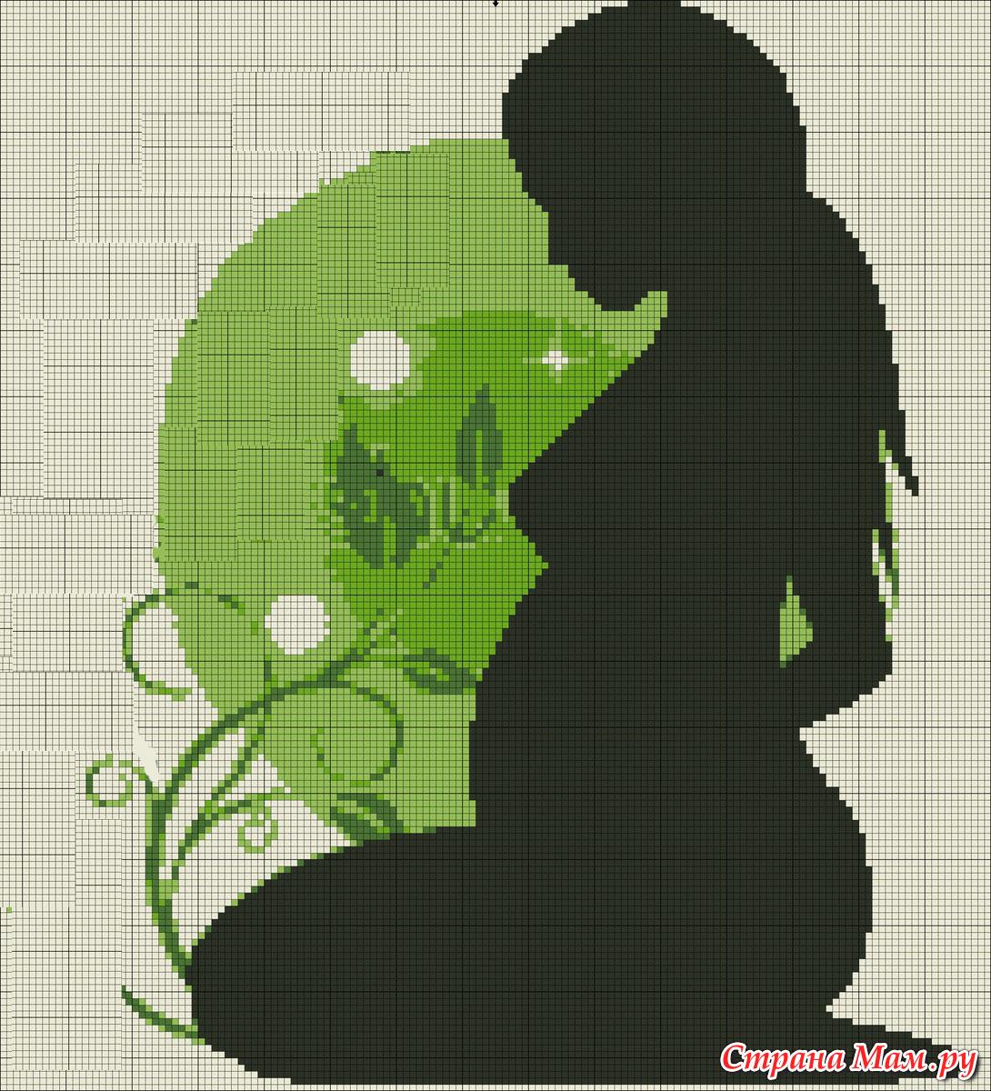 Схема для вышивки для беременности